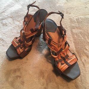 Lucky Brand heel sandals